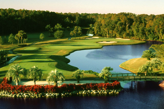 Disney World's Palm Golf Course