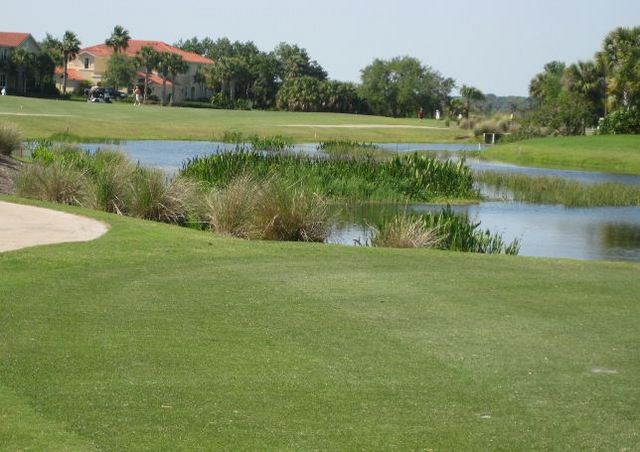Waterlefe Golf and River Club - Hole 14