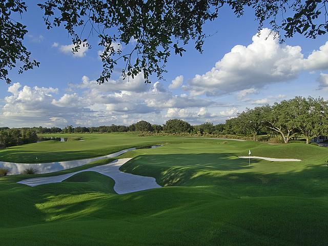 Grand Cypress Resort - South Course - no. 2