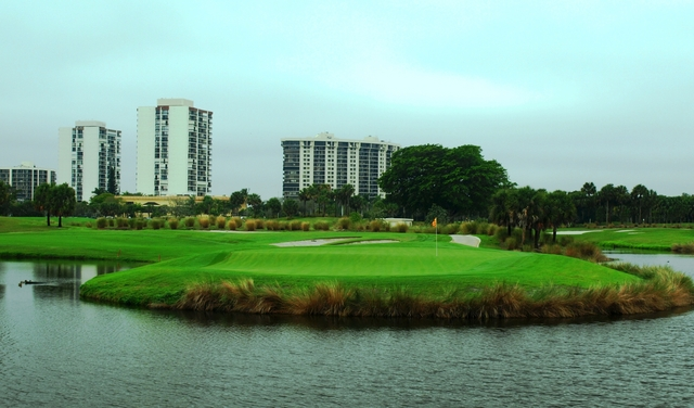 The President C.C. - Eagle golf course