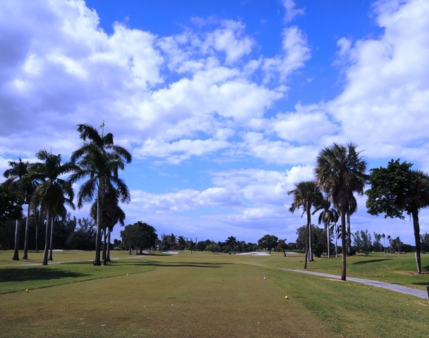 Country Club of Miami - West Course - hole 10