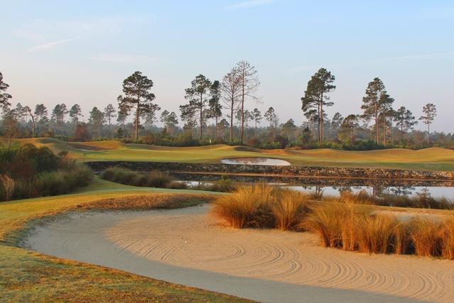 Hammock Beach Resort - Conservatory Course - 18th
