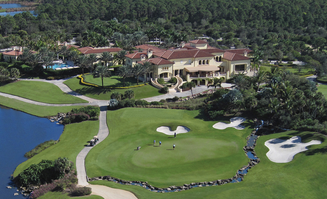 Old Palm In Palm Beach Gardens A Tournament Caliber Golf Course And Much More Florida Golf