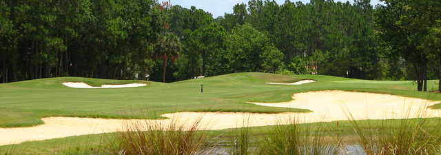 Cypress Knoll GCC: bunkers