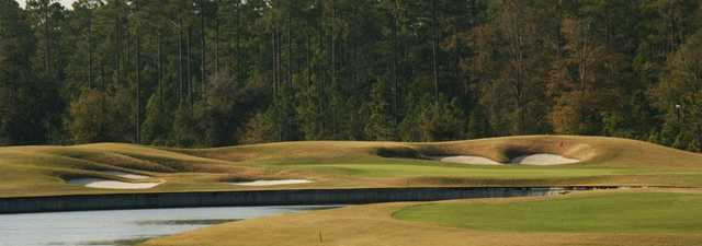 St. Johns GCC: #18