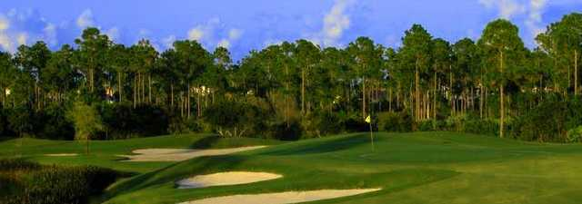 Hammock Creek GC: #16