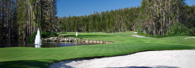 Saddlebrook at Saddlebrook Golf & Tennis Resort: #18