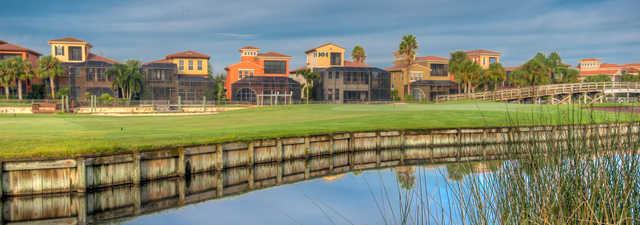 Waterlefe Golf & River Club: #18