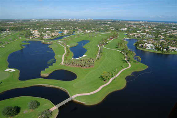North Course At Frenchman 39 S Creek Beach Country Club In Palm Beach Gardens