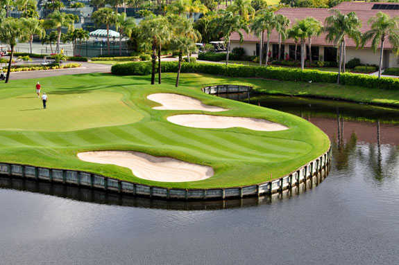 South Course At Frenchman 39 S Creek Beach Country Club In Palm Beach Gardens