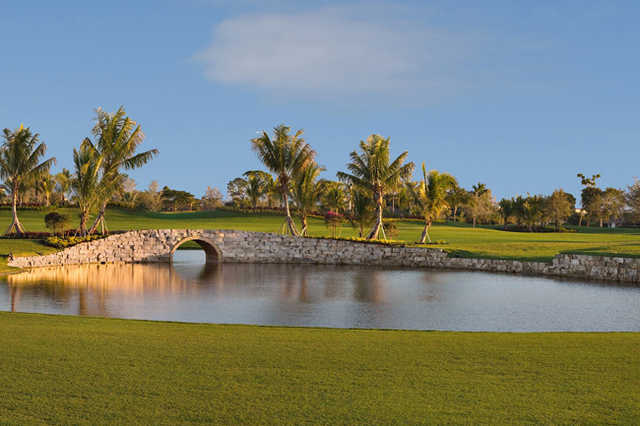 South Course At Ballen Isles Country Club In Palm Beach