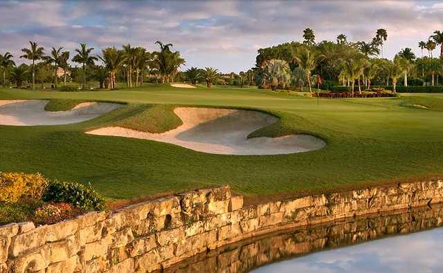 East Course At Ballenisles Country Club In Palm Beach Gardens