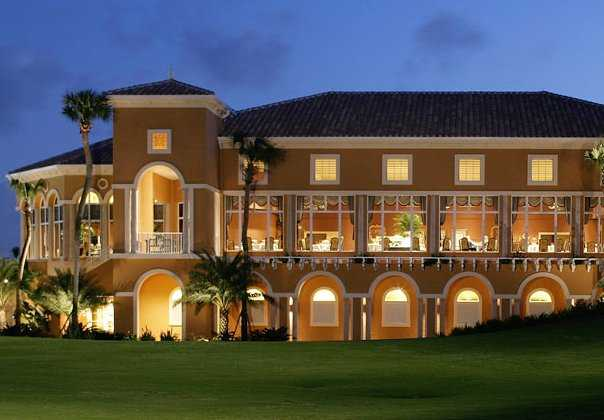 Sunset Course At Country Club At Mirasol In Palm Beach Gardens
