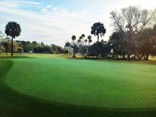Riviera Country Club in Ormond Beach