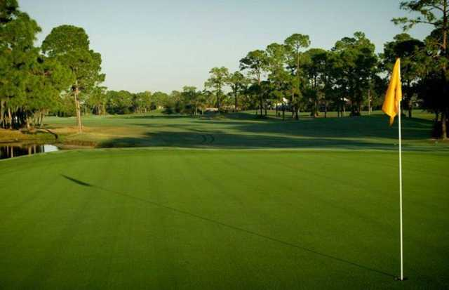 Champions Course At Palm Aire Country Club In Sarasota
