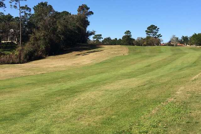 A View Of Fairway At Debary Golf Country Club