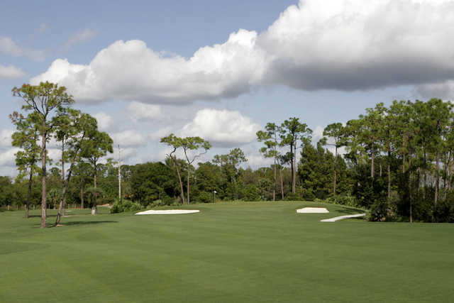 Sandhill Crane Golf Course In Palm Beach Gardens