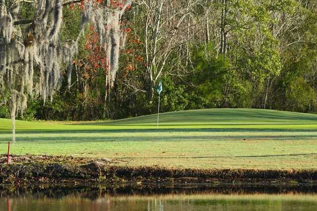 Lagoons Course at Plantation on Crystal River in Crystal River