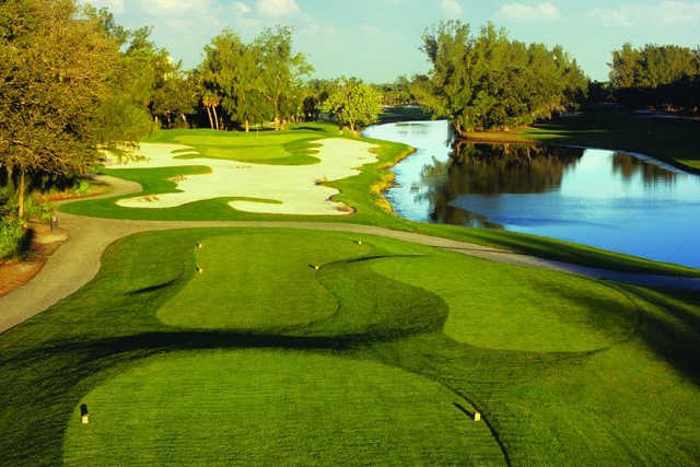A View From Tee At Longboat Key Club Resort