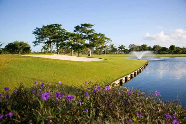 Coral Ridge Country Club In Fort Lauderdale