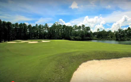 a view from rees jones creek course at hammock dunes     rees jones creek course at hammock dunes in palm coast  rh   floridagolf