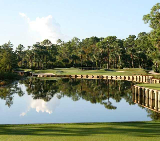 Old Marsh Golf Club In Palm Beach Gardens