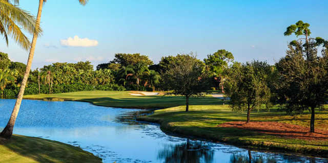 Palmer Course At Pga National Resort Spa In Palm Beach Gardens