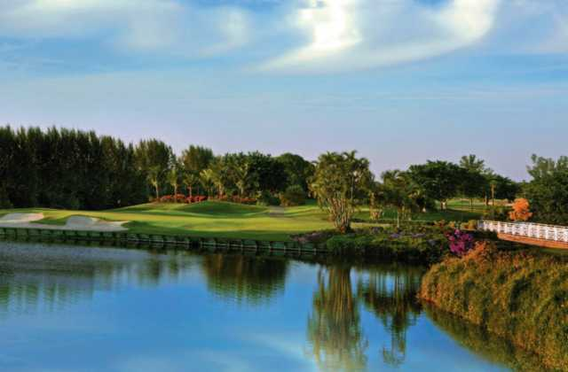 South Course At Ballen Isles Country Club In Palm Beach Gardens