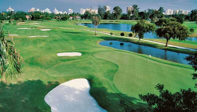 Miami Beach Golf Course Green Fees