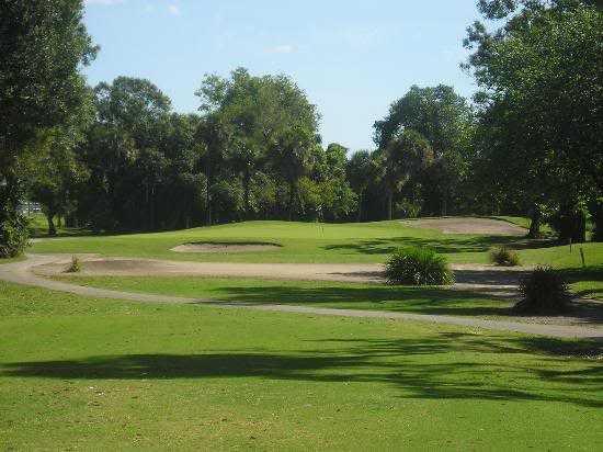 Mirror Lakes Golf Club In Lehigh Acres