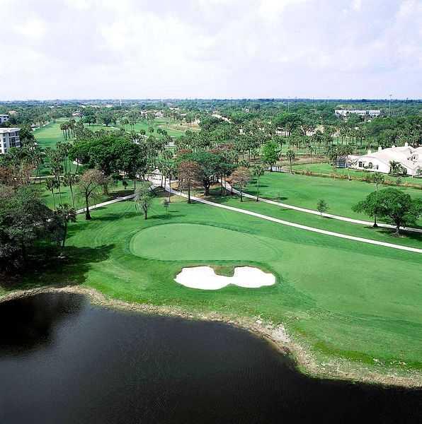Palm Aire Golf Course Pompano Beach Florida