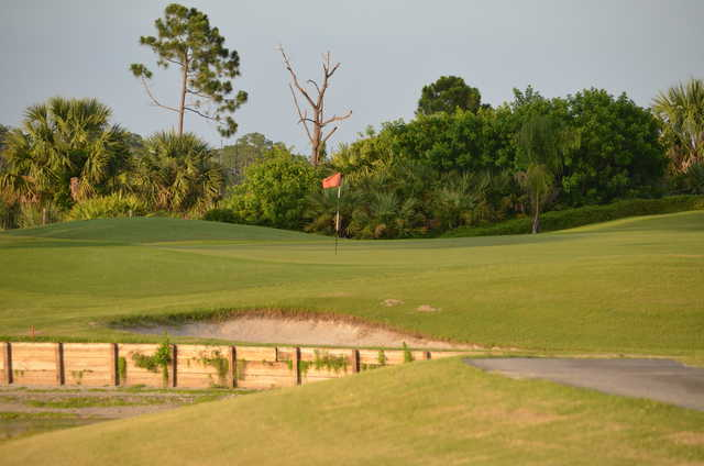 View Of A Green At Indianwood Golf Country Club