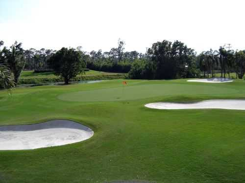 West Course At The Fountains Country Club In Lake Worth