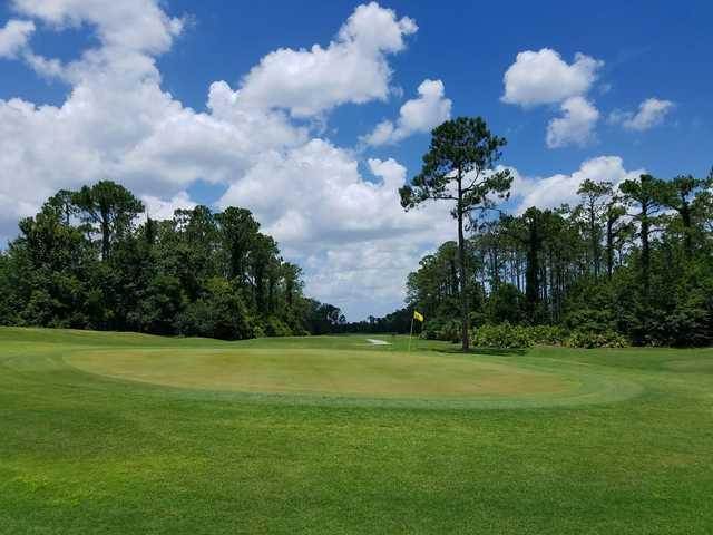 Jones Course at LPGA International in Daytona Beach
