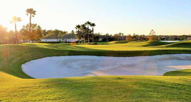 Windsor Parke Golf Club in Jacksonville