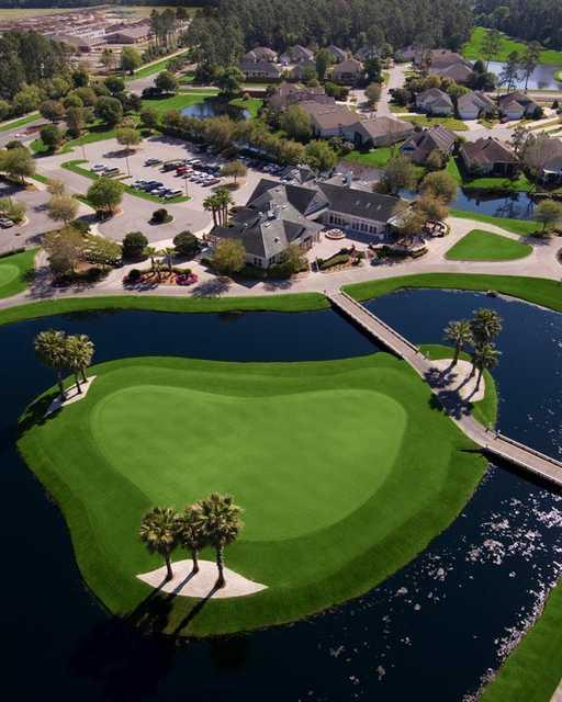 Golf Course Clubhouse Interior Design Ideas: Eagle Harbor Golf Club In Orange Park