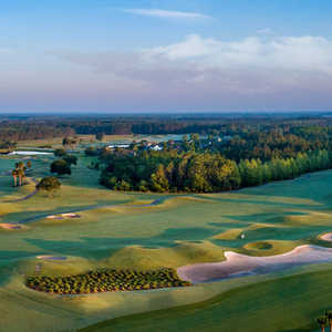 LPGA International: Aerial