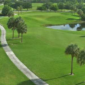 Okeeheelee Golf Course - Osprey: #9