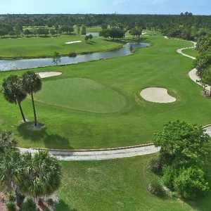 Okeeheelee Golf Course - Osprey: #8