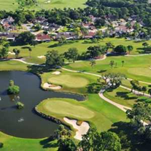 IMG Academy Golf Club: Aerial view