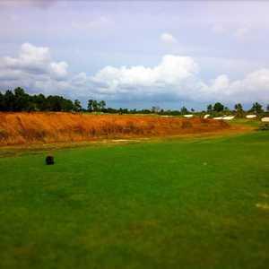 PGA GC - Dye: #1