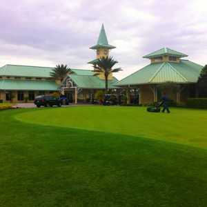 PGA GC: clubhouse