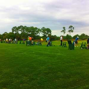 PGA GC: driving range