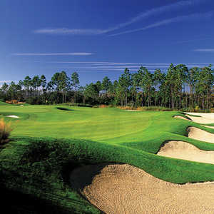 Hammock Beach Resort - Conservatory Course - hole 10
