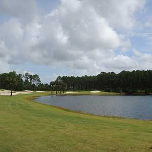 Venetian Bay Golf Club - hole 5