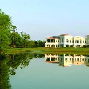 Imperial GC: Clubhouse