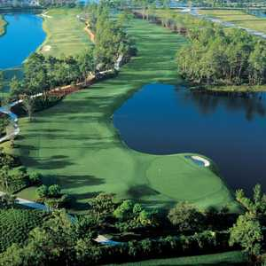 Grey Oaks CC: Aerial view