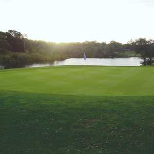 Eglin AFB GC - Eagle: #9