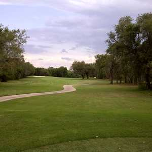 Diamondback GC: 14th tee