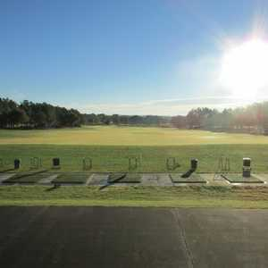Eagle Ridge GC: Driving range